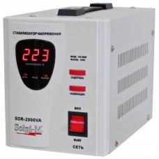 Стабилизатор напряжения Solpi-M SDR -1000ВА