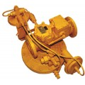 Регулятор давления газа РДГ- 50-Н