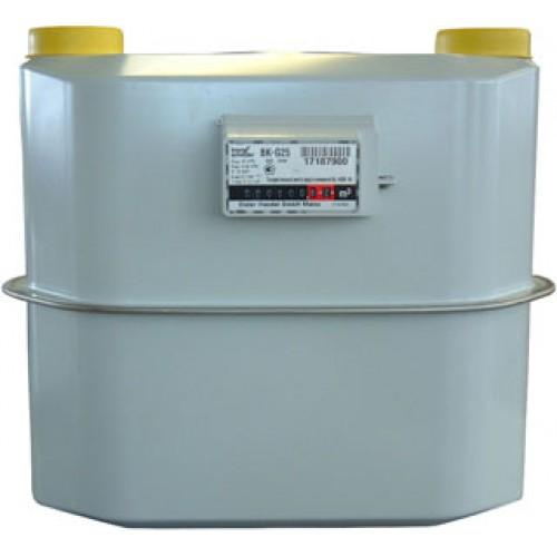 Счетчик газа BK-G10 Ду32 Ду40 коммунальный